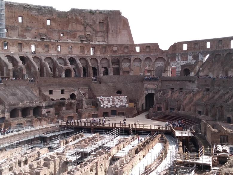 Colosseum - Romeinse overblijfselen
