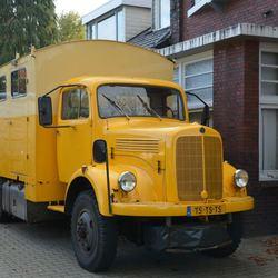 Mooie Truckcamper.