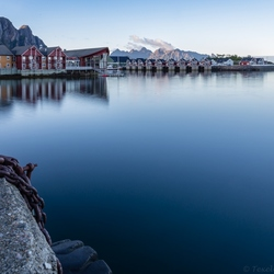 Haven Svolvaer - Lofoten