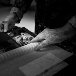 Alzheimer: Tastbare herinneringen