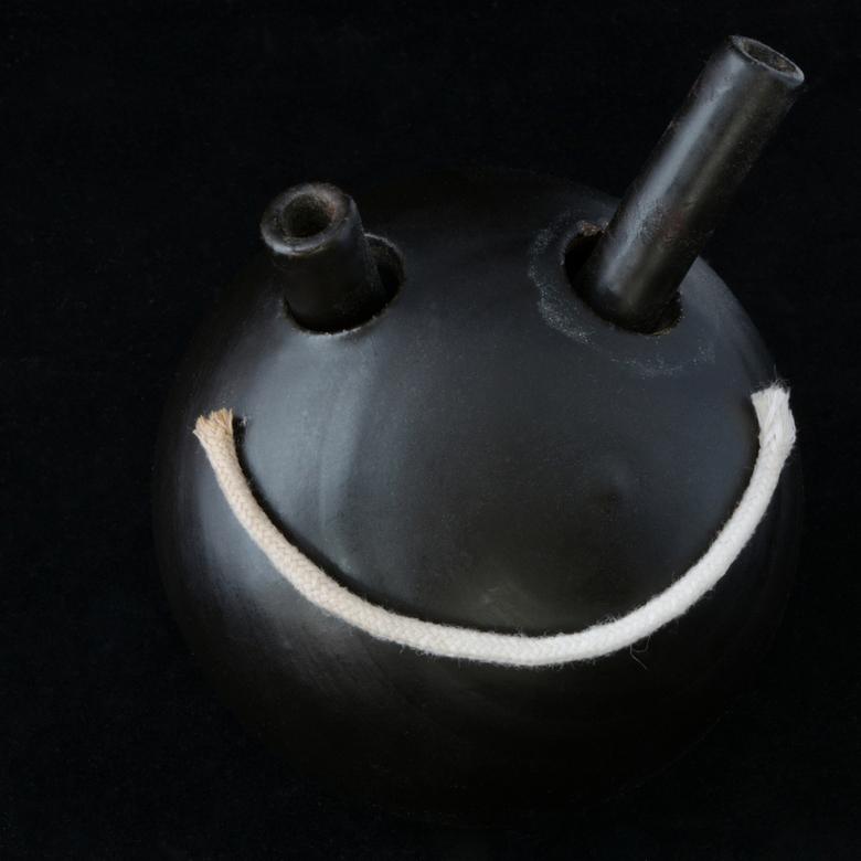 Zou je de wereld niet af en toe willen bombarderen met een glimlach ? - Flickr - 7 Days of shooting -<br /> Smiles<br /> high key or low key friday