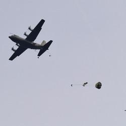 Airborne luchtlanding Ede