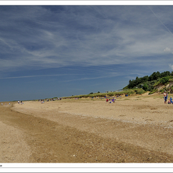 People on Hunstanton Beach - Norfolk 1#6