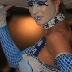 Delfts Blauw - Body Painting