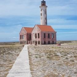 Light house, klein curaçao
