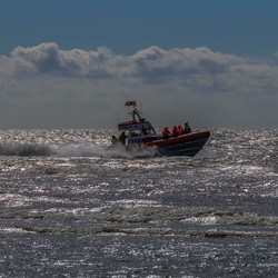 Reddingboot Egmond aan Zee