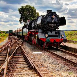 50 3654_6 aankomst station Beekbergen