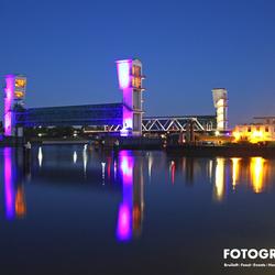 Fotograaf4U Stormvloedkering Krimpen aan den IJssel (Nachtshot)