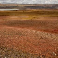 Weg F 26 Pjorsa rivier