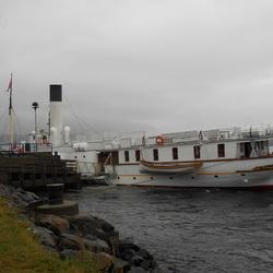 Boottocht op Mjøsa