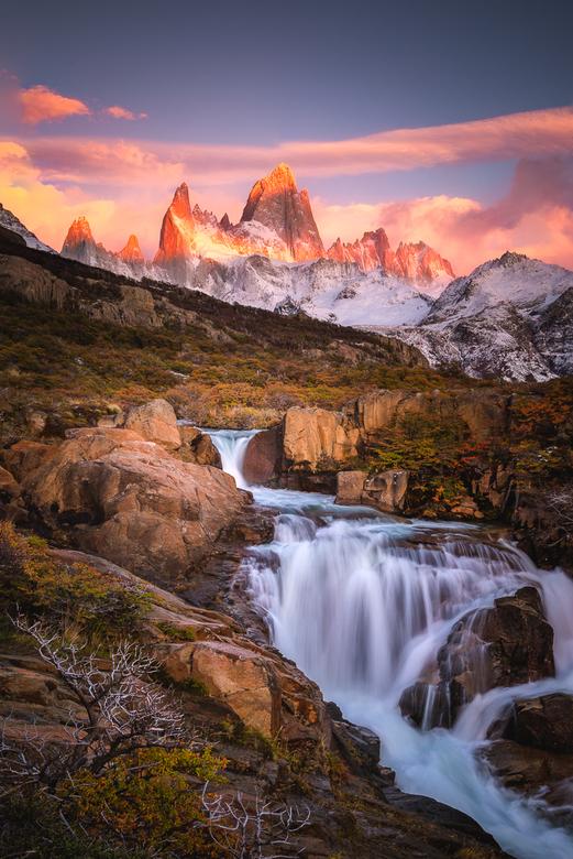 Secret Waterfall - 'The secret Waterfall'