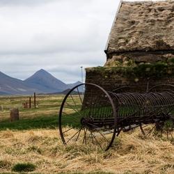 Fjallakaffi, de hoogstgelegen boerderij op Ijsland