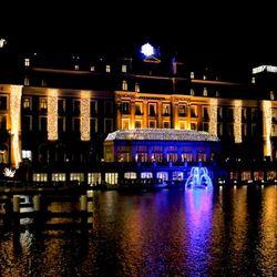 Donker Amsterdam - Amstel hotel
