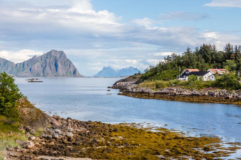 Lofoten, Noorwegen, juli 2016