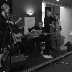 New Hot Club de Ruhr(2) @ Jazzclub Hardenberg 2016