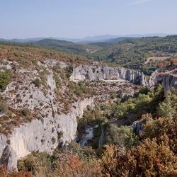 Gorges de Oppedette