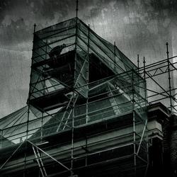 Metselaar op ´t dak