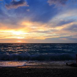 Myrtos Sunset