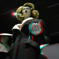 Thierry Mugler Kunsthal Rotterdam 3D