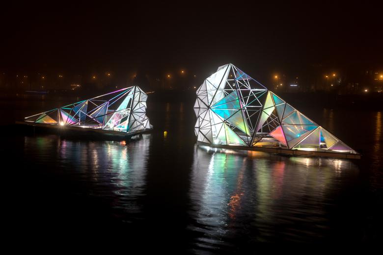 A'dam lightfestival 12...