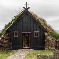 Turfkerkje van Vídimyrar