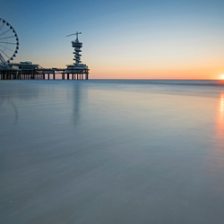 Scheveningen sunset!