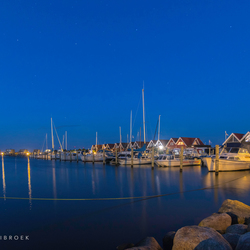 Bork Havn at night I