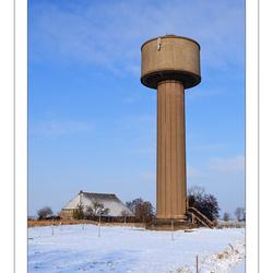 Watertoren van Nes