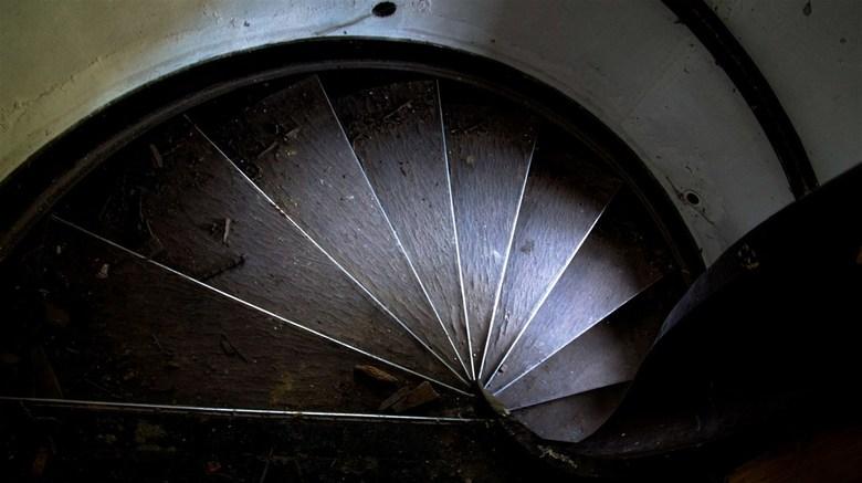 Stairway to Haven - Genomen tijdens een castelparty