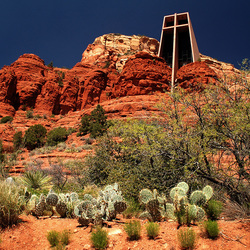 Chapel of the Holy Cross (Sedona, Arizona)