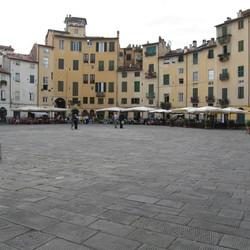plein in Lucca