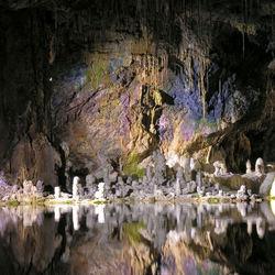 feeen grotten in saale