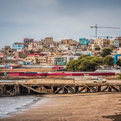 Praia, Kaap Verdie