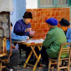 Vergrijzing in China