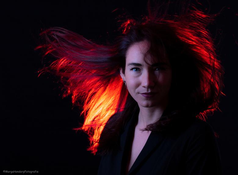 Renee - red light