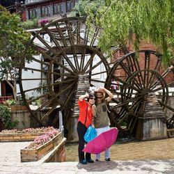 Selfie in Lijiang