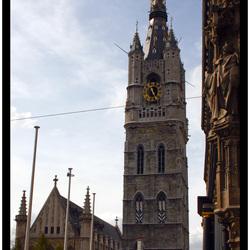 Belfort in Gent