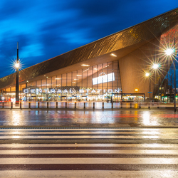 Centraal Station in Rotterdam