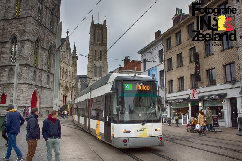 De Lijn Gent -