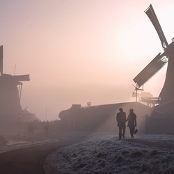 Ruimte in Holland