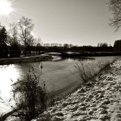 Winter in Sinaai