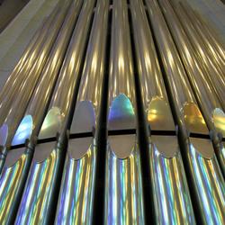 orgelpijpen  Sagrada Familia