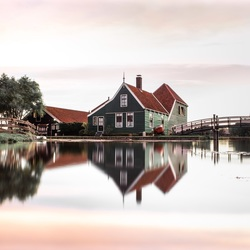Zaanse Schans Zaandam: Kaasboerderij