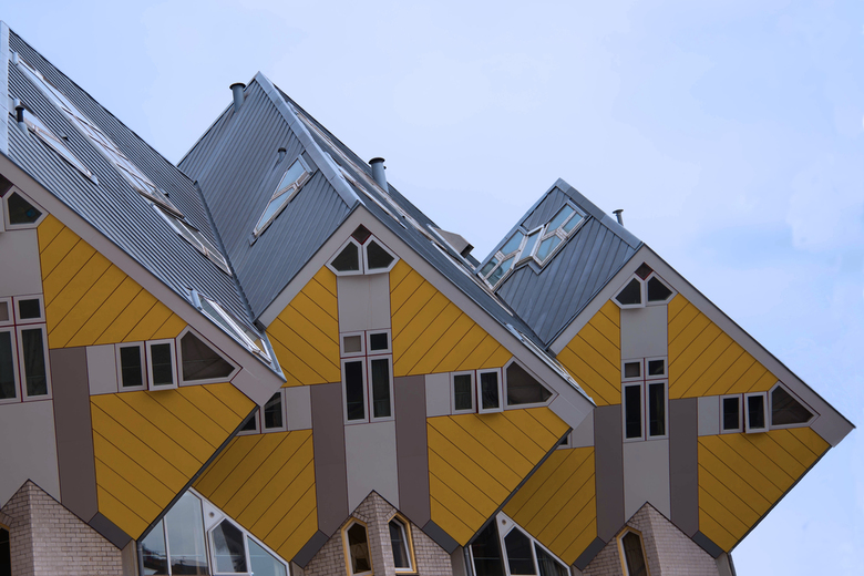 Kubuswoningen Rotterdam -