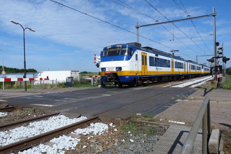 P1450939 Zomers Delft  nr19  NS Sprinter 6juli 2017