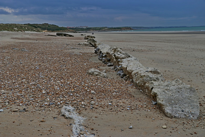 strand van ambleteuse - strand van ambleteuse