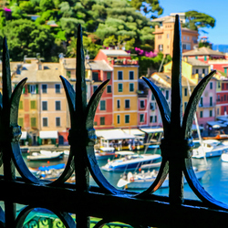 Gate of Portofino
