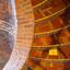 Trap in de geest van Hundertwasser