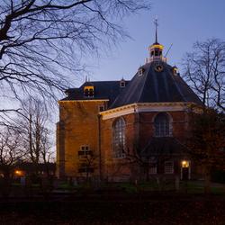 Willemstad, de oude kerk