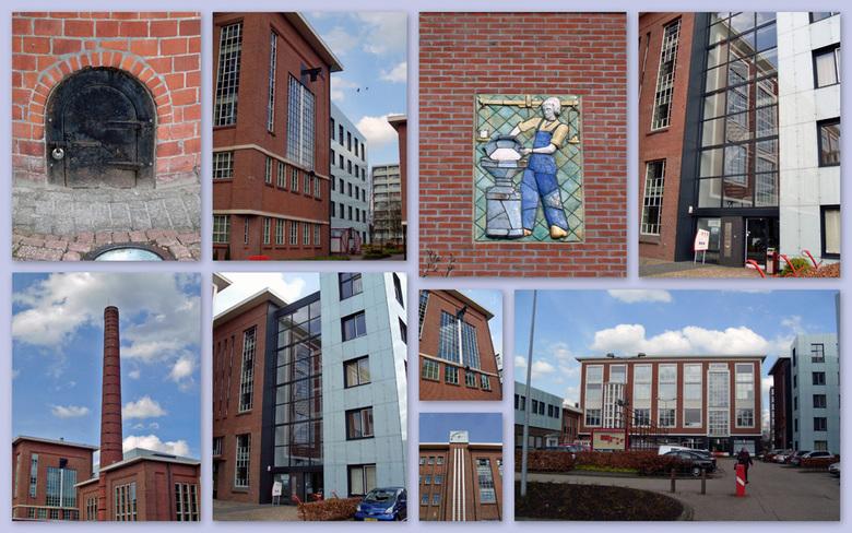 Industrieël erfgoed in Groningen - Melkfabriek de Ommelanden<br /> De Ommelanden is een voormalige melkfabriek in de stad Groningen.<br /> Het gebou
